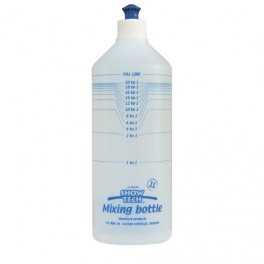 Shampoo dilution bottle 1l